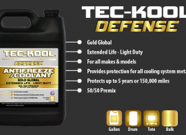 Tec-Kool Defense Gold 50/50 Premix